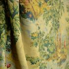 Bosphorus 128 Linen French Country Toile Drapery Linen Fabric