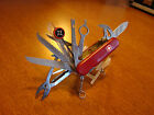 Wenger Delemont Switzerland Stainless Tool Chest Multi Tool Swiss Army Knife