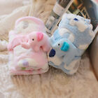Baby Boys Girls New Lovely Blanket Plush Cartoon Elephants Blanket  JA0014