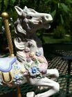 Westland Limited Edition Carousel Collections Rotating Horse Music Box 1989