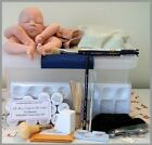 Art  Magic of Reborns WATERBORNE Preemie Starter Kit Learn to Make Own Reborn