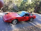 1989 Chevrolet Corvette 6 speed being sold as PARTS