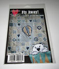 FLY AWAY Hot Air Balloon Quilting pattern by Northern Quilts 55
