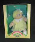 Cabbage Patch Kids 1985 Lemon Loops Girl FRECKLES Box CLEO GOLDIE