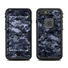 Skin for LifeProof FRE iPhone 6 - Digital Navy Camo - Sticker Decal