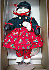 Carol Anne Dolls Mittens Designed By Bette Ball For Goebel USA - With Music Box