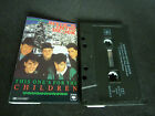 NEW KIDS ON THE BLOCK THIS ONES FOR THE CHILDREN RARE AUSSIE CASSINGLE! NKOTB