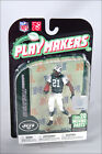 LADAINIAN TOMLINSON NY Jets Mcfarlane NFL PLAYMAKERS Series 2 Action Figure
