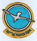 60s-70s(F-84/F-100 era) 101st TAC FIGHTER SQUADRON  patch