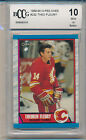 1989-90 O-Pee-Chee Theo Fleury (Rookie Card) (#232) BCCG10 BCCG