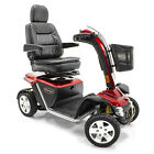 PURSUIT XL Heavy Duty Pride Electric Mobility Scooter S714 + Accessories