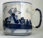 DELFT BLUE HAND PAINTED HANDLED CUP