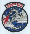 70s 339th  TAC FIGHTER SQUADRON patch