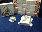 Spode Christmas Tree Buffet Set Total 12 - excludes Dinner Plates