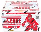 2012 13 Score Hockey 36-Pack Box