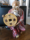 Vintage Mudman - Immortal - Large - Carrying Disc - Red Robe -White hair