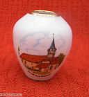 ROYAL KPM BAVARIA Porcelain Vase Stamped Numbered Miniature Vintage