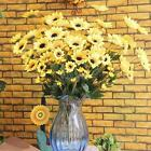 1pcs Artificial Sunflower Plant with 54 Flower Heads Home Wedding Decoration