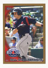 WILL MIDDLEBROOKS 2010 Topps Pro Debut GOLD RC 23 50