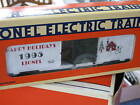 1995 Lionel 6-19938 Christmas Box Car Happy Holidays New L0830