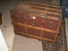 ANTIQUE from early1900s WOOD CRATE 36 IN. WIDE X 21 IN. LONG VG Condition