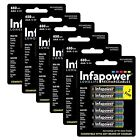 Infapower B011 (6 Packs) AAA 650mAh Ni Mh Long Life Durable Rechargeable Battery