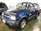 2001 Chevy Tracker AUTOMATIC TRANSMISSION 4X4
