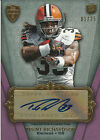 Trent Richardson Cards, Rookie Cards and Autographed Memorabilia Guide 37