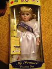 Limited Edition My Treasure Porcelain Doll From Around The World USA Ashley