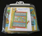 ALLIGATOR TALES QUILT KIT with Red Rooster Fabric cotton children animals sew