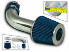 89 94 Geo Tracker SUV 16 L4 SHORT RAM AIR INTAKE KIT + BLUE FILTER