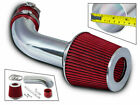 SPORT AIR INTAKE SYSTEM + RED DRY FILTER For 89 94 Geo Tracker SUV 16L L4
