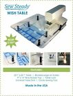 ELNA Sewing Machine NEW - Sew Steady Wish Extension Table - 22 1/2