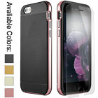 For Samsung Galaxy Note 4 Luxury Armor Hard Bumper Soft Rubber Case Cover Skin