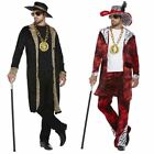 70s Big Daddy Pimp Costume Rapper Gangster Fancy Dress Mens Outfit Suit With Hat
