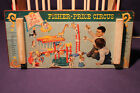 Vintage Fisher Price Circus Train / Wagon Set ***50+ pieces***