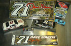 Dave Marcis #71 Nascar Diecast Winston Cup Realtree 1:24 - Free Case Big Apple