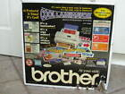 BROTHER LX 900 COOL LAMINATOR Sticker Maker Sign Maker Banners NEVER OPENED NIB
