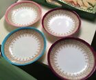 Antique Royal Worcester plates OVINGTON BROS. VITREOUS C. 1890