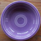 LILAC NEW FIESTA Straight Sided Soup Bowl Retired Color LILAC 1993-1995 MINT CD
