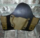 Hybrid IWB kydex holster for Springfield XDS  45 ACP