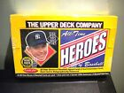 1994 Upper Deck All Time Heroes Factory Sealed Box. Jeter Next in Line 1 2500?