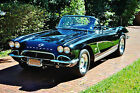Chevrolet  Corvette Convertible Outstanding 1962 Chevrolet Corvette Convertible with hardtop must come see drive