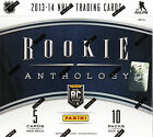 2013-14 Panini Rookie Anthology NHL Hockey Hobby Box