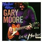 Gary Moore - Live at Montreux 2010 (2011)  CD NEW/SEALED  SPEEDYPOST