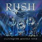 RUSH - CLOCKWORK ANGELS TOUR (LIVE) 3 CD NEW+
