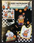 Daisy Kingdom No-Sew Iron-On Fabric Applique #6244 - Beary Scary  NIP