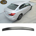 Fits 06-15 Honda Civic  Sedan Ikon V2 Rear Roof Spoiler Wing ABS