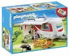 BNIB Playmobil 5434 FAMILY CARAVAN holiday theme