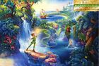 500 Pieces Jigsaw Puzzles Walt Disney Peter Pan Magical Forest Kid Toy Gift